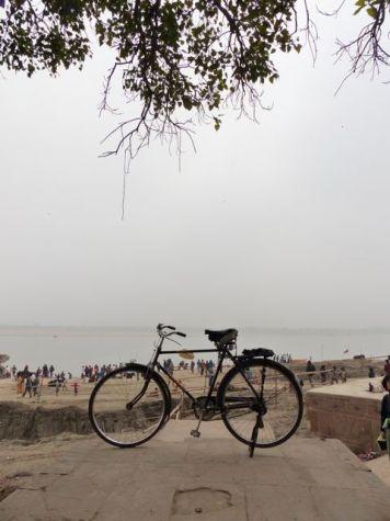 The Ganges - Assi Ghat