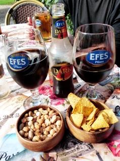 A well earned Efes Dark