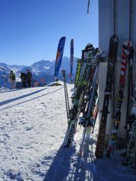 Ski lean